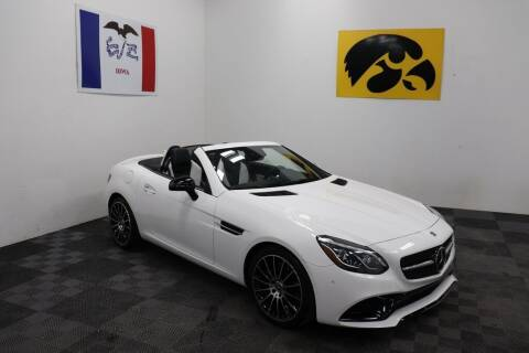 2018 Mercedes-Benz SLC for sale at Carousel Auto Group in Iowa City IA