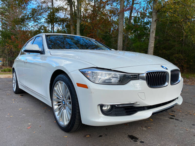 2012 BMW 3 Series for sale at ELAN AUTOMOTIVE GROUP in Buford GA