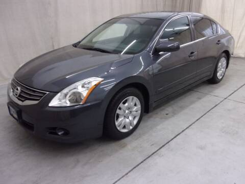 2010 Nissan Altima for sale at Paquet Auto Sales in Madison OH