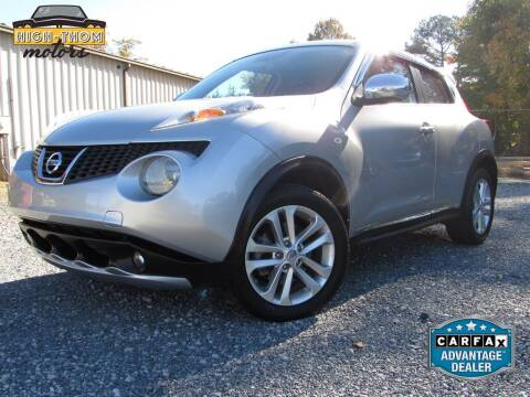 2014 Nissan JUKE for sale at High-Thom Motors in Thomasville NC