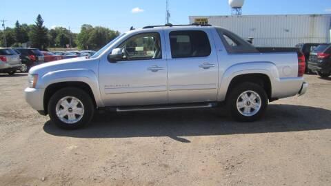 2011 Chevrolet Avalanche for sale at Pepp Motors - Superior Auto in Negaunee MI