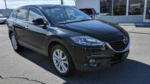 2013 Mazda CX-9 for sale at PLANET AUTO SALES in Lindon UT