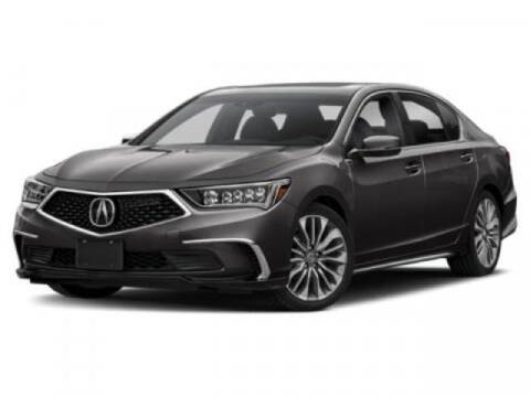 2018 Acura RLX for sale at SPRINGFIELD ACURA in Springfield NJ