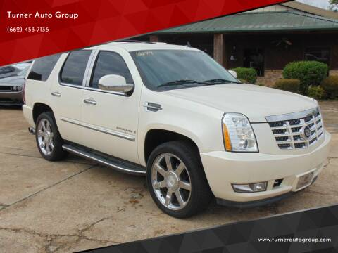 2007 Cadillac Escalade for sale at Turner Auto Group in Greenwood MS