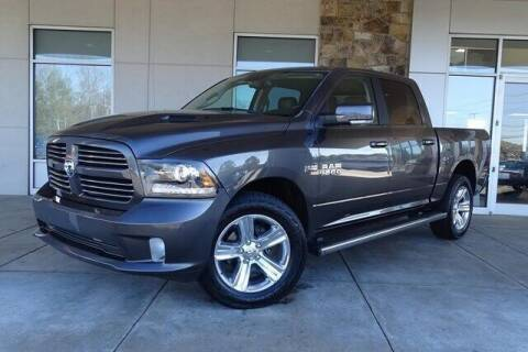 2017 RAM Ram Pickup 1500 for sale at Griffin Mitsubishi in Monroe NC