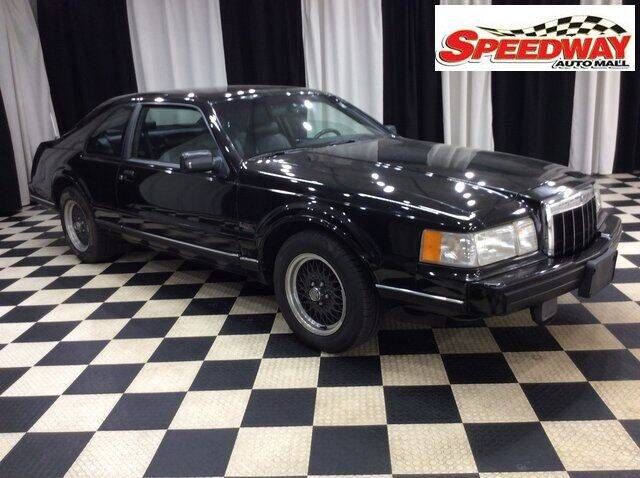 1991 Lincoln Mark VII for sale at SPEEDWAY AUTO MALL INC in Machesney Park IL
