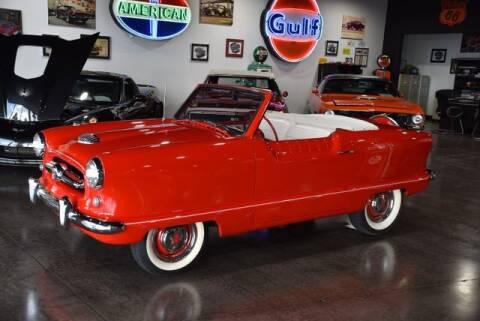 1955 Nash Metropolitan for sale at Choice Auto & Truck Sales in Payson AZ