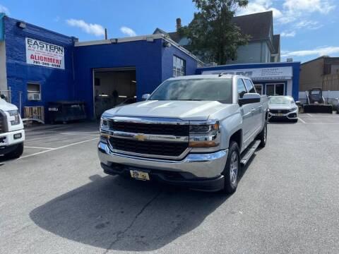 2017 Chevrolet Silverado 1500 for sale at AGM AUTO SALES in Malden MA