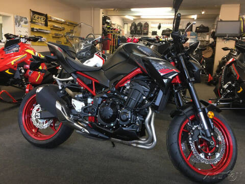 2021 Kawasaki Z900 for sale at ROUTE 3A MOTORS INC in North Chelmsford MA