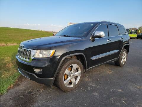 2011 Jeep Grand Cherokee for sale at Tumbleson Automotive in Kewanee IL