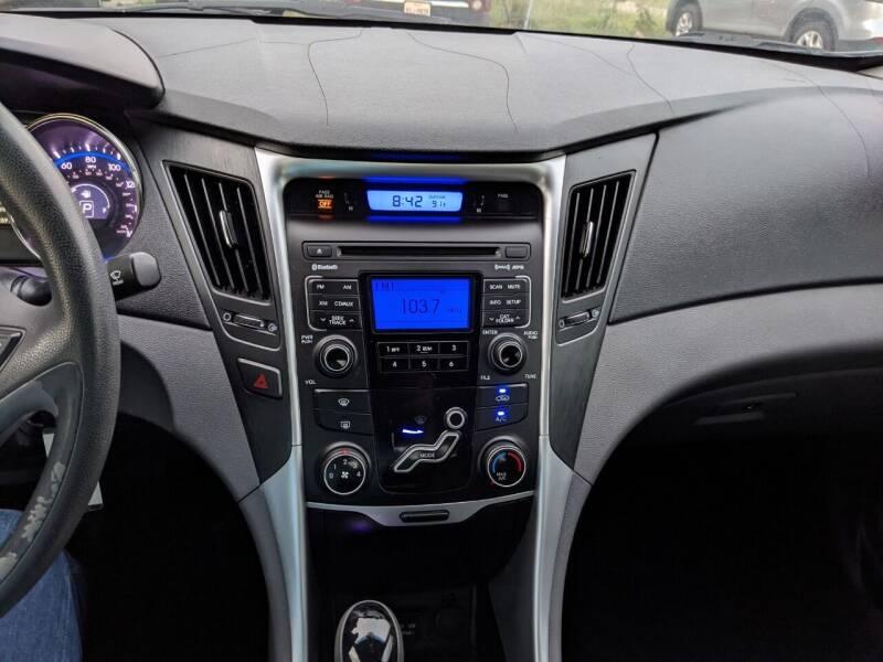2011 Hyundai Sonata GLS 4dr Sedan 6A - Pearland TX