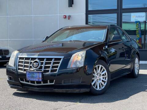 2013 Cadillac CTS for sale at MAGIC AUTO SALES in Little Ferry NJ