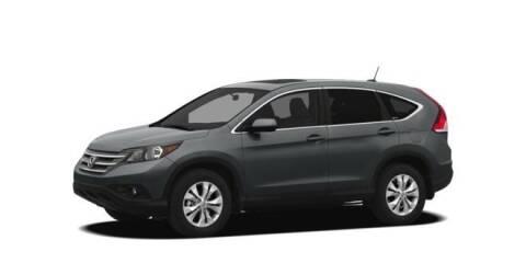 2012 Honda CR-V for sale at Somerville Motors in Somerville MA