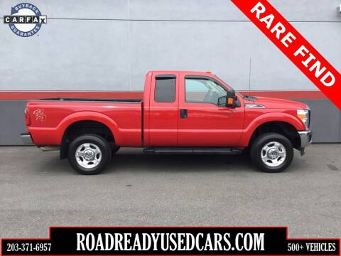 2014 Ford F-250 Super Duty for sale at Road Ready Used Cars in Ansonia CT