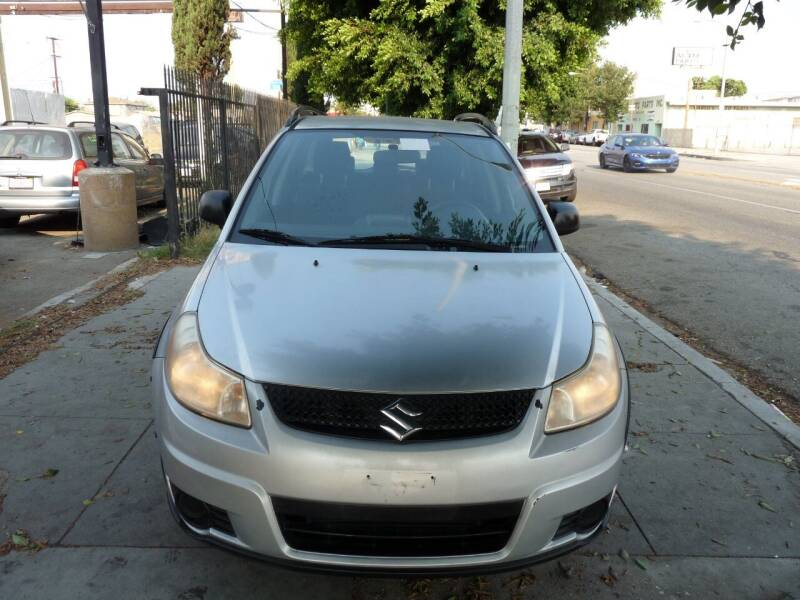 2010 Suzuki SX4 Crossover for sale at Oceansky Auto in Los Angeles CA