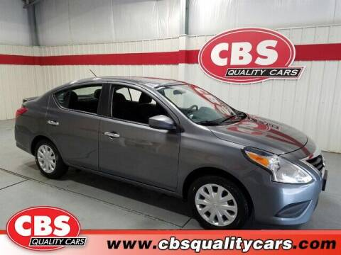 2019 Nissan Versa for sale at CBS Quality Cars in Durham NC