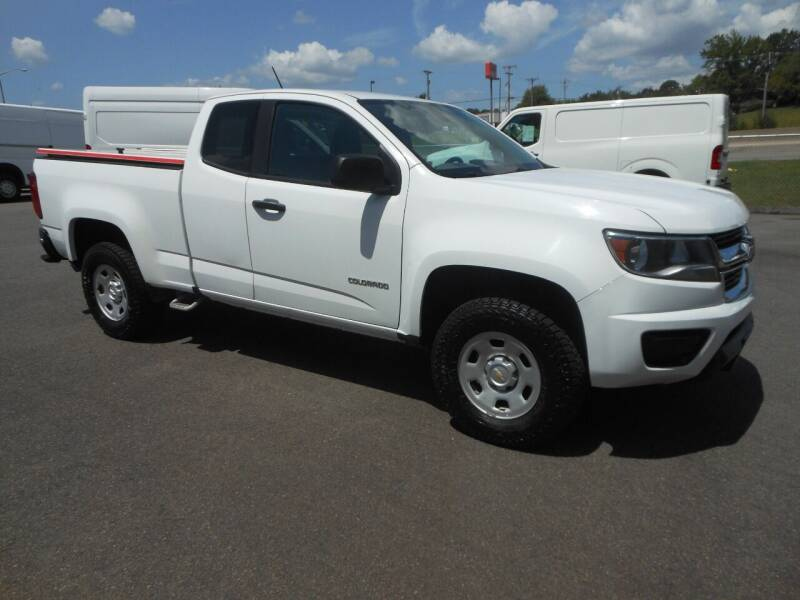 2018 Chevrolet Colorado for sale at Benton Truck Sales in Benton AR
