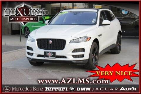 2017 Jaguar F-PACE for sale at Luxury Motorsports in Phoenix AZ
