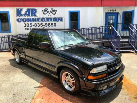 2002 Chevrolet S-10 for sale at Kar Connection in Miami FL
