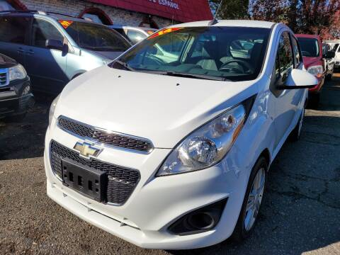 2014 Chevrolet Spark for sale at Ace Auto Brokers in Charlotte NC