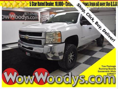 2010 Chevrolet Silverado 2500HD for sale at WOODY'S AUTOMOTIVE GROUP in Chillicothe MO