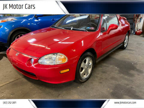 1994 Honda Civic del Sol for sale at JK Motor Cars in Pittsburgh PA