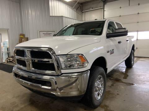 2015 RAM Ram Pickup 2500 for sale at Blake Hollenbeck Auto Sales in Greenville MI
