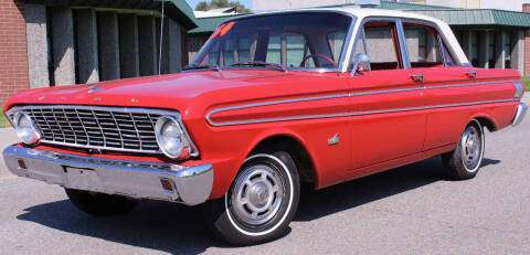 1964 Ford/SALE Pending Falcon for sale at J.K. Thomas Motor Cars in Spokane Valley WA