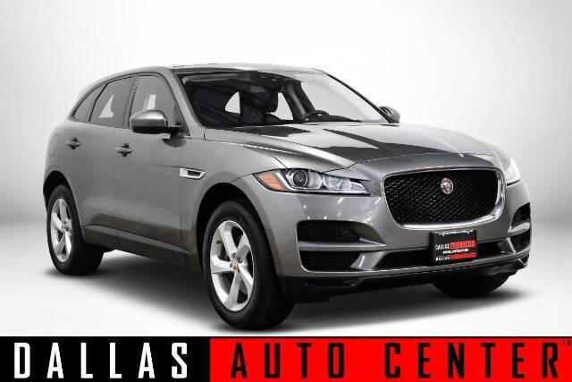 2017 Jaguar F-PACE for sale in Carrollton, TX