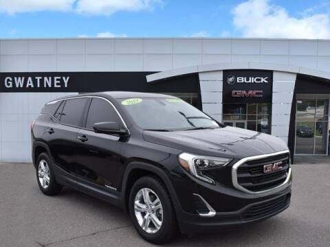 2019 GMC Terrain for sale at DeAndre Sells Cars in North Little Rock AR