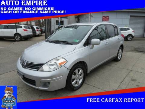 2007 Nissan Versa for sale at Auto Empire in Brooklyn NY