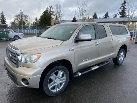2008 Toyota Tundra for sale at Vista Auto Sales in Lakewood WA