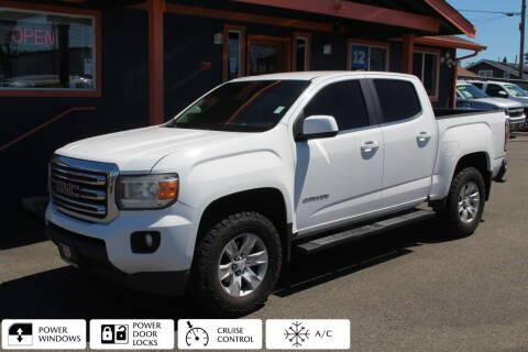 2015 GMC Canyon for sale at Sabeti Motors in Tacoma WA