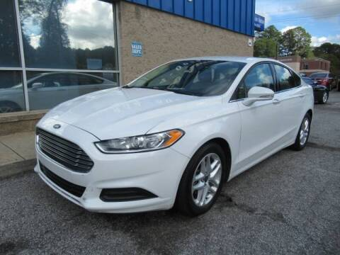 2016 Ford Fusion for sale at Southern Auto Solutions - Georgia Car Finder - Southern Auto Solutions - 1st Choice Autos in Marietta GA