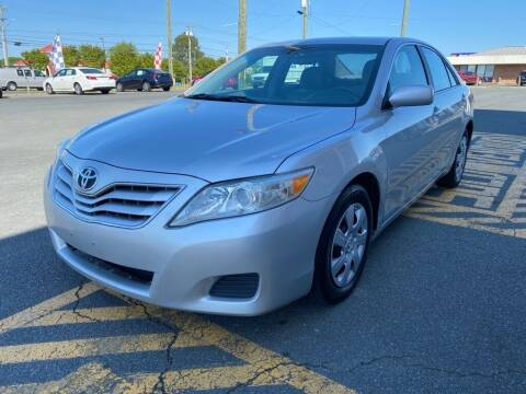 2010 Toyota Camry for sale at Auto America - Monroe in Monroe NC