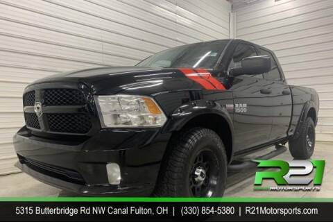 2014 RAM Ram Pickup 1500 for sale at Route 21 Auto Sales in Canal Fulton OH