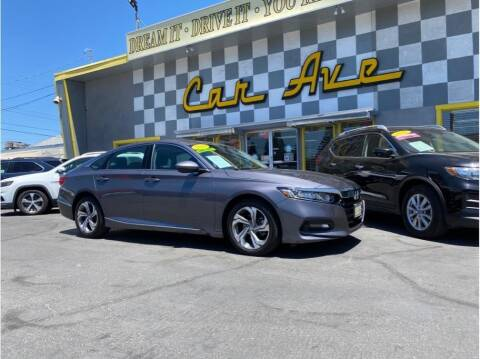 2018 Honda Accord for sale at Car Ave in Fresno CA
