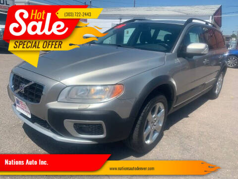 2008 Volvo XC70 for sale at Nations Auto Inc. in Denver CO