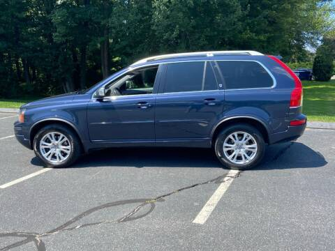 2014 Volvo XC90 for sale at Chris Auto South in Agawam MA