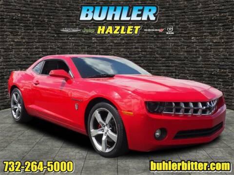 2012 Chevrolet Camaro for sale at Buhler and Bitter Chrysler Jeep in Hazlet NJ
