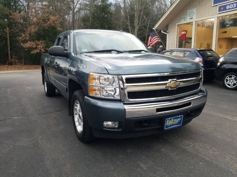 2011 Chevrolet Silverado 1500 for sale at Fairway Auto Sales in Rochester NH