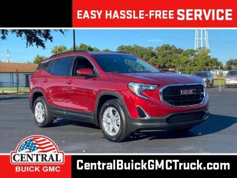 2019 GMC Terrain for sale at Central Buick GMC in Winter Haven FL
