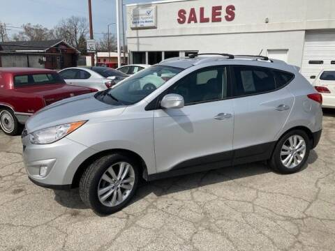2011 Hyundai Tucson for sale at Town & City Motors Inc. in Gary IN
