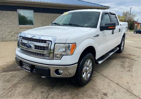 2013 Ford F-150 for sale at Auto House of Bloomington in Bloomington IL