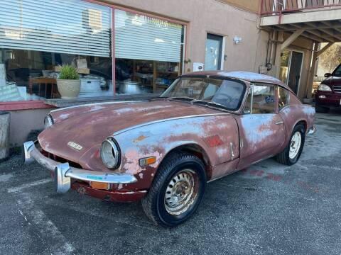 1970 Triumph GT6+ for sale at Dodi Auto Sales in Monterey CA