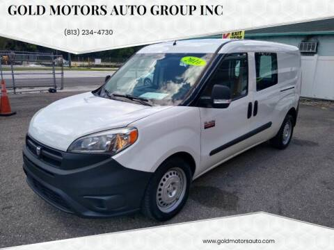 2016 RAM ProMaster City Wagon for sale at Gold Motors Auto Group Inc in Tampa FL