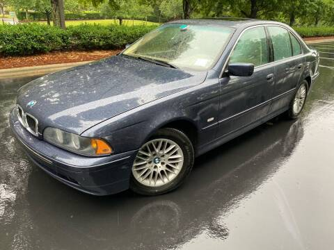 2003 BMW 5 Series for sale at Import Performance Sales - Henderson in Henderson NC