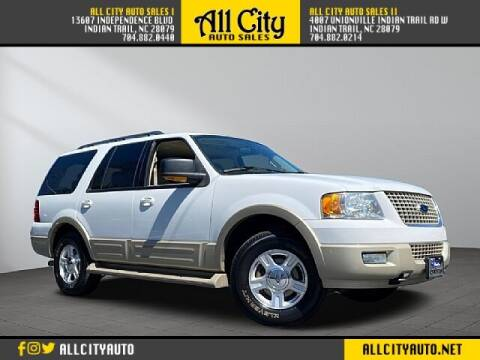 2005 Ford Expedition for sale at All City Auto Sales II in Indian Trail NC