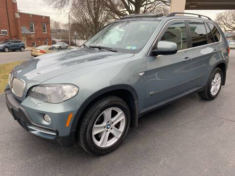 2007 BMW X5 for sale at On The Circuit Cars & Trucks in York PA