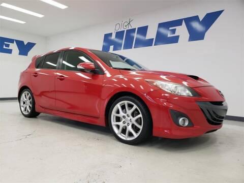 2010 Mazda MAZDASPEED3 for sale at HILEY MAZDA VOLKSWAGEN of ARLINGTON in Arlington TX